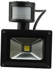 PIR LED Floodlights