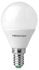 Megaman LED Golf & Globes (MV)
