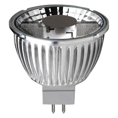 Megaman LED MR16, 6W Mellotone