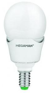 Megaman LED Golf, 7W