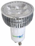 Greenworld LED GU10 (MV)