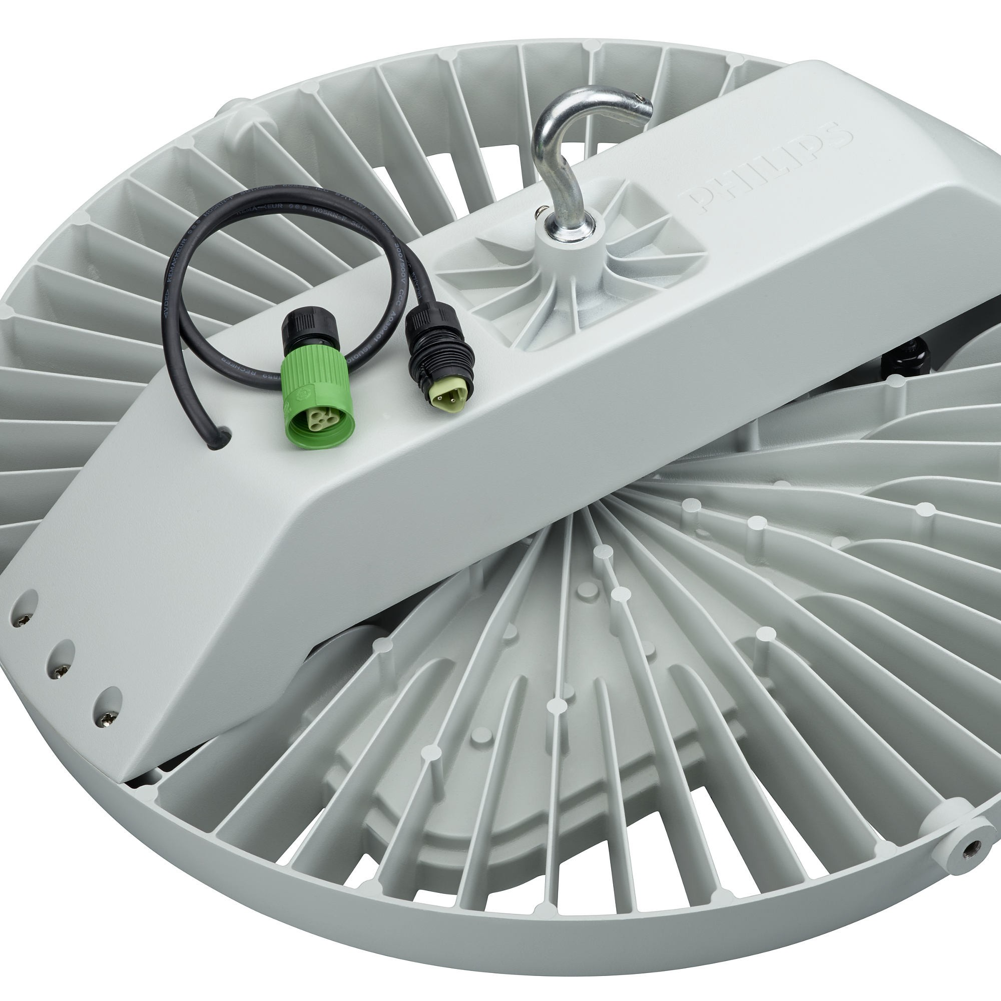 Greenperform Highbay G3 High Bay: Philips BY120P G2 Coreline LED High Bay, 100W, 4000K, 10500lm