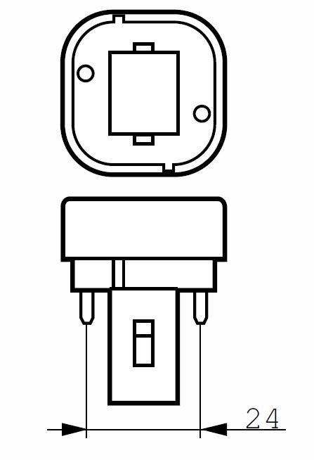 philips corepro led plc  g24d   6 5w