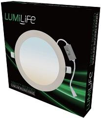 LUMiLife Round Panels, CCT-Switch