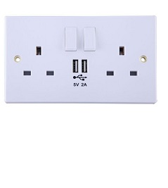 Sockets, Switches, Backboxes