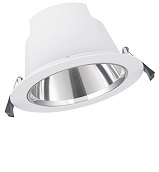 Osram LEDvance Downlight Comfort, IP54-Rated