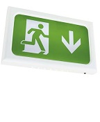 LED Emergency Exit Bulkheads