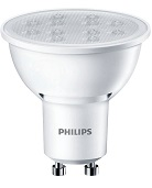 CorePro LED GU10, 5W (=50W), Not Dimmable