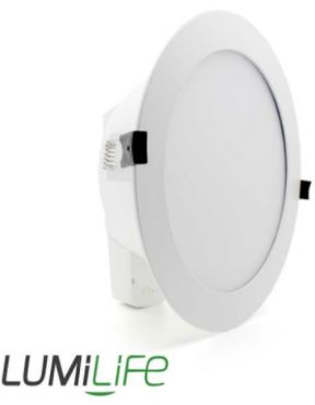 LumiLife LED Frosted Downlights