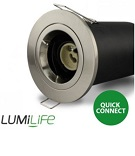 LUMiLife Fire-Rated GU10 Downlight Fittings