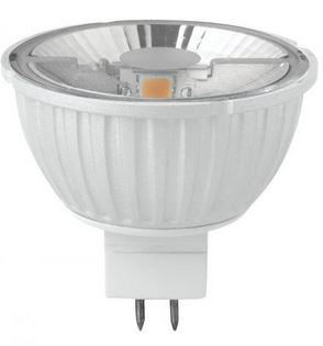 Megaman LED MR16, 6W *DIM TO WARM*