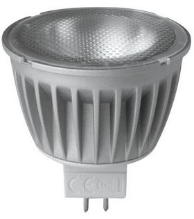Megaman LED MR16, 6W non-dimmable