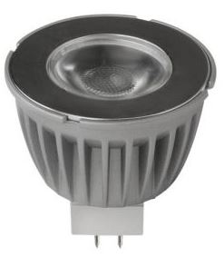 Megaman LED MR16, 8W Dimmable