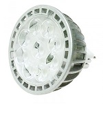 Emprex LED MR16, 4W non-dimmable
