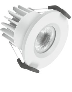 IP65 Fire-Rated, Not Dimmable, Class II