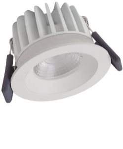 Fixed Spots, IP44, Dimmable