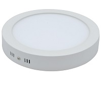 LED Surface Mount Round Panels