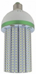 KUGA LED Corn Lamp, 40W, E27 or E40, 4000lms, 6000K