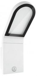 Osram LEDVance Facade Edge Wall Light, 12W, 3000K, WHITE, SENSOR