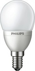 Philips CorePro LED, Luster, 4W (25W), E14, Frosted, Not Dimmable