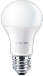Philips CorePro LED Bulb, GLS, 11W-75W, 2700K, E27, No Dim