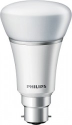 Philips Master LED Bulb, GLS 7W=40W, Bayonet, Dimmable