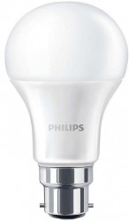 Philips CorePro LED Bulb, GLS, 11W-75W, 2700K, B22, No Dim