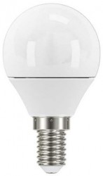LumiLife LED Golf, 5W~40W, E14, Frosted, Dimmable