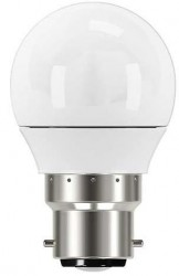 LumiLife LED Golf, 5W~40W, B22, Frosted, Dimmable