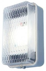 Powermaster Polycarbonate LED Bulkhead, IP65, 7W, 450lm, 6500K