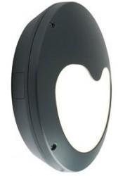 Luceco Atlas Bulkhead Accessory - Metal Eyelid Fascia, LBH154AME
