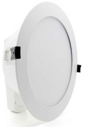 LUMiLife LED Frosted Downlight, 13W, IP54, 1300lm, 125-135mm hole