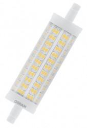 Osram Parathom LED R7s, 118mm, 17.5W-150W, 2700K, Dimmable, 5yrs