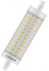 Osram Parathom LED R7s, 118mm, 15W-125W, 2700K, Dimmable, 5yrs