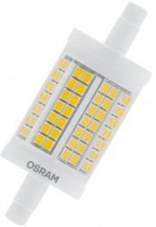 Osram Parathom LED R7s, 78mm, 11.5W-100W, 2700K, Dimmable, 5yrs