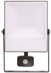 Energizer LED Flood Light, 50W, 6500K, 4500lm, IP44, PIR SENSOR