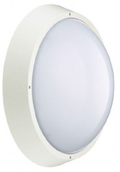 WL120V CoreLine LED12S Bulkhead, 18W, 1200lm, MWS, EM3 Options