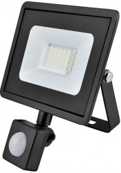 Eveready LED Flood Light, 20W, 4000K, 1600lm, IP44, PIR SENSOR
