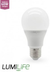 LumiLife LED GLS, 9W=60W, 2700K, E27, Dimming Option