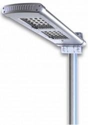 ISL0330 Solar LED Street Light, 30W, 3000lm, IP65, PIR & Photocell