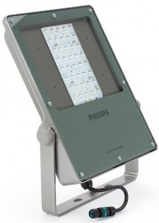 Philips BVP130 Coreline Tempo LED Floodlight, 93W, 12000lm, 4000K
