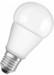 Osram LED Parathom, GLS, 9W=60W, 2700K, E27 OPAL, Dimmable