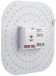 Kosnic LED 18W=38W 2D 4-Pin Sensor/Corridor Dim, KLED18CRD/4P