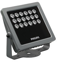 Philips BCP412 LED Vaya Floodlight LP, 40W, IP66