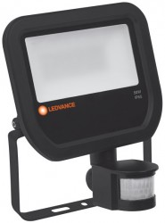 Osram LEDVANCE Floodlight, NEW 50W, 3000K, 5500lm, PIR SENSOR