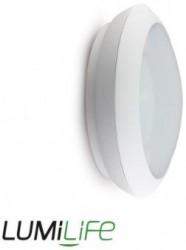 LumiLife 15W 2D LED PRO Bulkhead - IP65 / MWS & EM3 Options