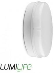 LumiLife 15W 2D LED Drum Bulkhead - IP65 / MWS & EM3 Options