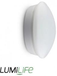 LumiLife 15W 2D LED Bulkhead - IP44 / MWS & EM3 Options