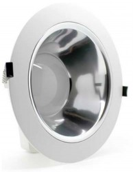LUMiLife LED Specular Downlight, 25W, IP54, 2500lm, 200-210mm hole