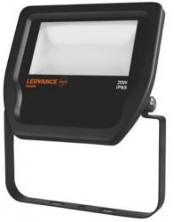 Osram LEDVANCE Floodlight, 20W, 4000K, 2000lm, Black, IP65